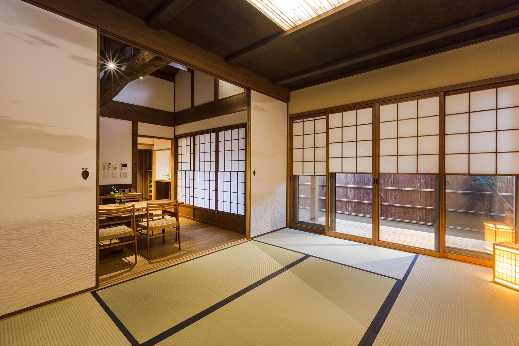 Houses Sanari A Select Kyoto Hideaway Machiya Rental
